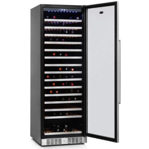Cava para vinos Winefroz MN 168 S abierta